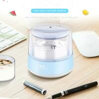 Mini Electric Yogurt Maker Machine with 8oz Glass Jar Kitchen Appliances #ORP