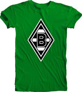 Borussia Monchengladbach Soccer Football Men's T Tee Shirt Handmade Sports 1 s