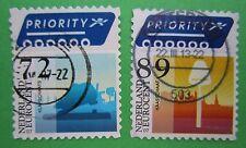 Nederland NVPH 2480 - 2481 Europa Nederlandse Producten met TAB 2006 gestempeld