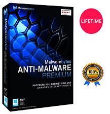 Malwarebytes Anti-Malware Premium Latest Version 1 device Lifetime 2021