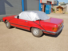 Mercedes SL R107  1971-1989 Half Size Car Cover
