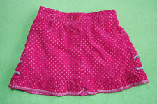 John Lewis pink mint skirt with doots for girl 18-24 month 86-92 cm