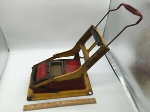 Vintage Buddy L Steel Printing Press - 1930s-1940s (as is, as seen in the pics)