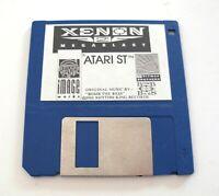 XENON 2 - jeu / game for ATARI ST / STE / MEGA / TT 030 / FALCON 030
