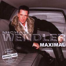 Michael Wendler - Maximal Vol.1  / 2-CD / NEU+VERSCHWEISST!