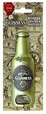 Guinness 2016 3D Metal Bottle Opener Magnet