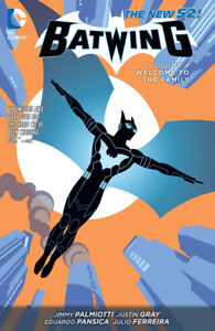 BATWING VOL. 4: WELCOME TO THE FAMILY TP NEW DC