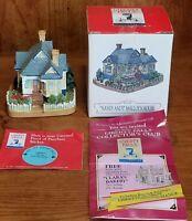 Vintage Liberty Falls Americana Handy Andy House Village Western Figurine AH128
