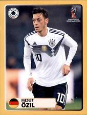 Panini WM Sticker 2018 World Cup Russia Mesut Özil McDonalds - Sticker M7