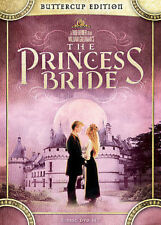 New listing The Princess Bride (Dvd, 2006, Buttercup Edition)