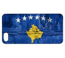 Coque iPhone SE Drapeau KOSOVO 07