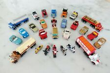 Galoob micro machines / other brands lot 2 - 27 miniature vehicles