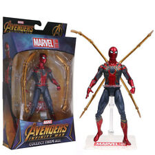 "7"" Marvel Legends Avengers Infinite War Iron Spider Spiderman Action Figure Gift"