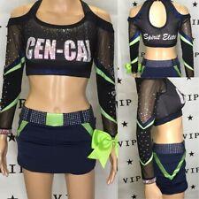 Cheerleading Uniform Allstar Cute Uniform Adult S Cen-cal