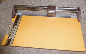 Rotatrim Model 17 Paper Cutter