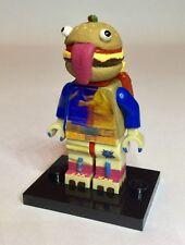 LEGO Custom Durr Burger Minifig Battle Royale Minifigure