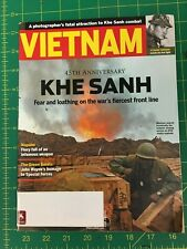 Khe-sanh, 45th Anniversary Issue, 8/13 Excellent Condition, great color photos