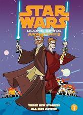 Star Wars: Clone Wars Adventures, Volume 1 (Hardback or Cased Book)