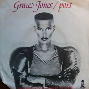 GRACE JONES - pars