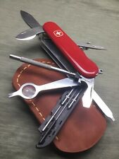 Swiss Army 85mm WENGER MINATHOR Micro Tool Chest / Micro Technician Pocket Knife