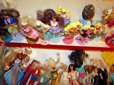 Huge lot Vintage Barbie McDonald's Happy Meal Toys Figure dolls 1990s
