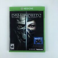 Dishonored 2: Standard Edition (Microsoft Xbox One, 2016) Complete