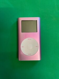 Apple iPod Mini 2nd Generation Pink (4GB) - Great Condition! Fast Del!