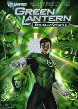 Green Lantern: Emerald Knights [Special Ed (2011, DVD NEW) Special ED.2 DISC SET