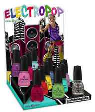 China Glaze ELECTROPOP Collection 12 Colors FULL SIZE Brand New 1030-1040