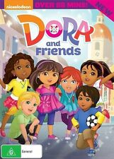 Dora and Friends Nickelodeon Slip Cover Region 4 DVD  Very Good Condition