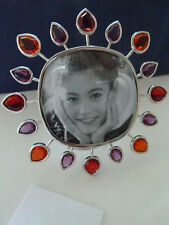 Swarovski i Jewels Picture Frame #5069694 Signed By Yasmine Hurel new