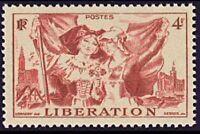 """FRANCE TIMBRE STAMP N°739 """"LIBERATION DE L'ALSACE ET DE LA LORRAINE"""" NEUF XX TTB"""
