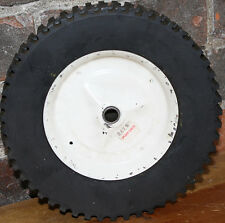 "8"" X 1 3/4"" 28 Tooth Lawn Mower Drive Wheel / Tire Takes #41 Chain"