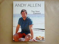 The Next Element signed and dedicated by Andy Allen (Hardback, 2012) NOW REDUCED