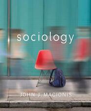 Sociology by John J. Macionis (2011, hardback)