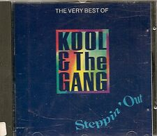 CD BEST OF 16 TITRES--KOOL & THE GANG--THE VERY BEST OF