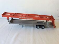 Siku MAN Auto Transporter Car trailer 2534 excellent condition made Germany
