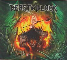 BEAST IN BLACK - FROM HELL WITH LOVE (+2 Bonus)(2019) CD Digipak by Soyuz+GIFT