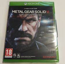 Metal Gear Solid V Ground Zeroes Xbox One New Sealed UK PAL Microsoft XB1 MGS