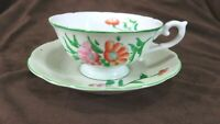 Royal Sealy Cup and Saucer Made In Occupied Japan Tea Cup
