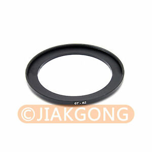 67mm-82mm 67-82mm 67-82 mm Step Up Filter Ring Adapter