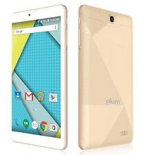 "Tablet Phablet Unlocked 4G GSM 8"" Display Android ATT Tmobile MetroPCS Z811GOLD"