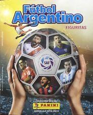 100% COMPLETED PANINI ARGENTINA FUTBOL ARGENTINO 2018-2019 STICKER SET + ALBUM