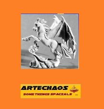 PEGASE CAUCHEMARDESQUE/NIGHTMARE PEGASUS/FANTASY FIGURINE METAL  RAFM MINIATURE