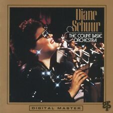 Diane Schuur - & the Count Basie Orchestra [New CD] Japan - Import