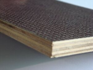 18mm Phenolic Plywood 22 SHEET OFFER  Mesh Face Non Slip Trailer Floor Horse Box