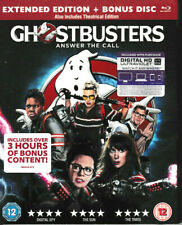 Ghostbusters - Answer the Call - Blu Ray - Extended Edition + Bonus Disc