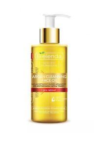 Bielenda Argan Cleansing Face Oil + Pro Retinol Magic Oil-To-Foam Formula ,140ml