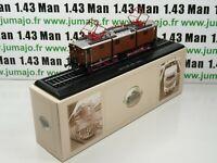 MEA56W LOCOMOTIVE train DRB 1/87 HO : EG5 22 501 / E 91 (1926) Allemande