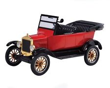 1:24 Ford 1925 Model T Touring Convertible (Red) - Motor Max Platinum Series